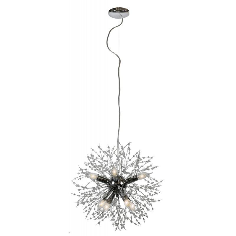 Lampki-nocne - oświetlenie sufitowe o nietuzinkowym kształcie 40 8x40w e14 capella 31-69719 candellux firmy Candellux