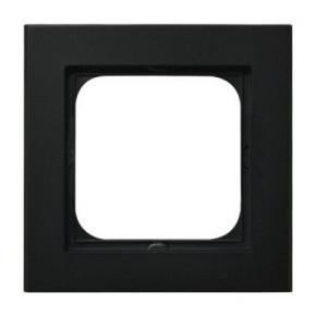 Czarna ramka pojedyncza R-1R33 SONATA Ospel