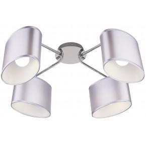 BAN LAMPA SUFITOWA 4X40W E14 CHROM
