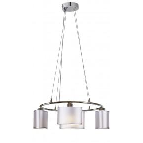BAN LAMPA WISZĄCA 4X40W E14 CHROM