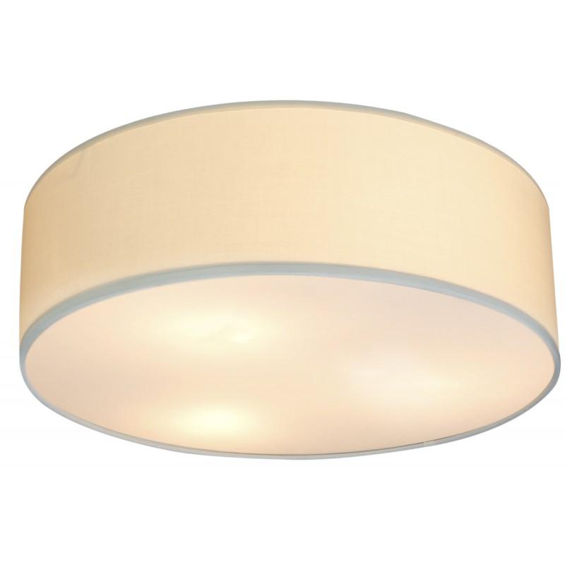 Oswietlenie-sufitowe - elegancka lampa sufitowa w kremowym kolorze 50 3x40w e27 kioto 31-64714 candellux firmy Candellux