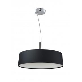 BLUM LAMPA WISZĄCA 3X60W E27 CZARNY