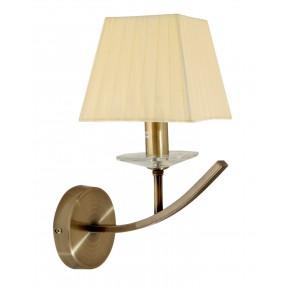 VALENCIA LAMPA KINKIET 1X40W E14 PATYNA 15X36