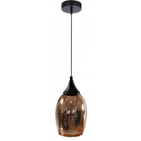 MARINA LAMPA WISZĄCA 14 1X60W E27 MIEDZIANY