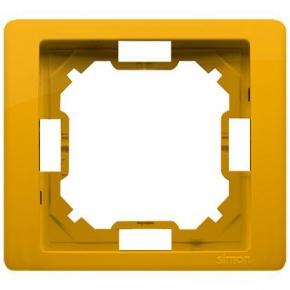Ramka pojedyncza słoneczna żółta BMRC1/034 Simon Basic Neos Kontakt-Simon