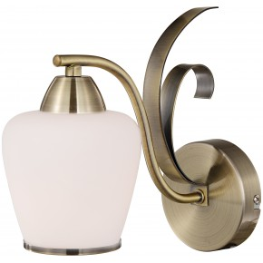 OPERA LAMPA KINKIET 1X60W E27 PATYNA