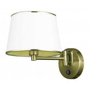 IBIS LAMPA KINKIET 1X40W E14 PATYNA