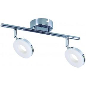 THEMA LAMPA SUFITOWA LISTWA 2X5W LED CHROM