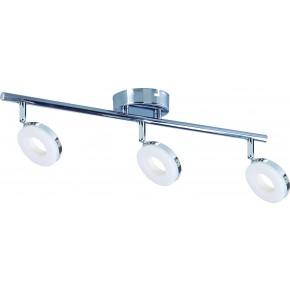 THEMA LAMPA SUFITOWA LISTWA 3X5W LED CHROM