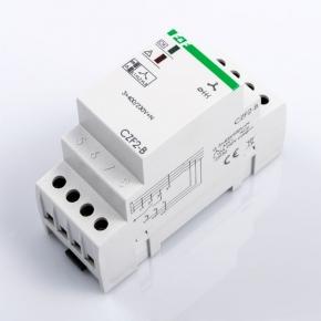 Przekazniki-kontroli-faz - czujnik zaniku napięcia i asymetrii napięcia z kontrolą styków stycznika czf-2b f&f