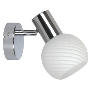 TURNO LAMPA KINKIET 1X40W E14 CHROM
