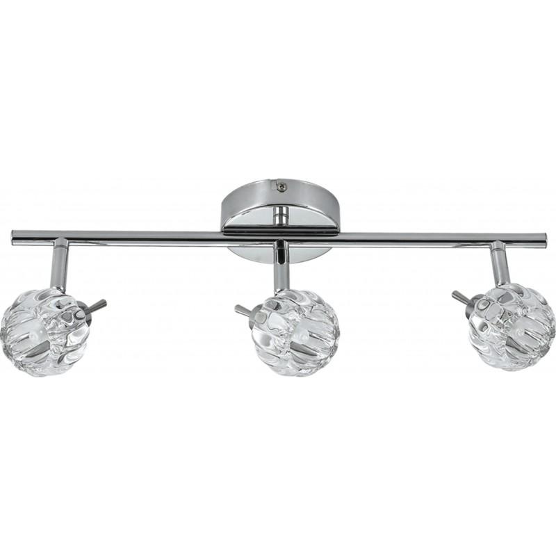 Lampy-sufitowe - lampa ścienno - sufitowa potrójna 3x40w g9 bombola 93-70302 candellux firmy Candellux