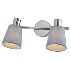 PIN LAMPA SUFITOWA LISTWA 2X40W E14 CHROM