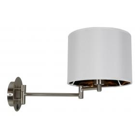 ALEXIA LAMPA KINKIET 1X40W E14 CHROM