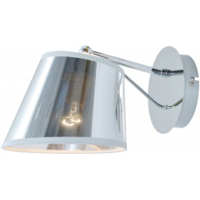 CORTEZ LAMPA KINKIET 1X40W E14 CHROM