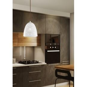 Lampy-sufitowe - lampa wisząca biała w kształcie stożka 1x60w e27 bene 31-70340 candellux
