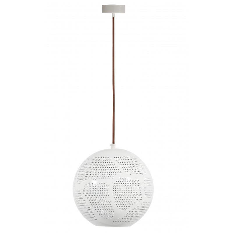 Lampy-sufitowe - oświetlenie wiszące - kula o średnicy 25cm 1x60w e27 bene 31-70579 candellux firmy Candellux