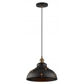 SCRIMI 3 LAMPA WISZĄCA 30 1X40W E27 CZARNY