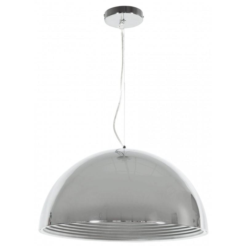 Lampy-sufitowe - chromowe oświetlenie wiszące o średnicy 40cm 1x60w e27 dorada 31-26378 candellux firmy Candellux