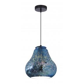 GALACTIC 4 LAMPA WISZĄCA 19 1X60W E27 3D