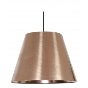 PLATINO 1 LAMPA WISZĄCA 35 CM 1X60W E27 MIEDZIANY