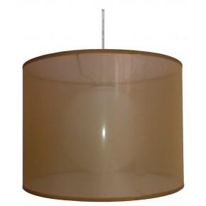 CHICAGO LAMPA WISZĄCA 37 1X60W E27 ZŁOTY