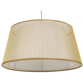 CHARLIE LAMPA WISZĄCA 45 1X60W E27 ZŁOTY