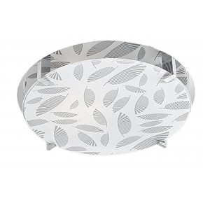 FIKUS LAMPA SUFITOWA PLAFON 30 1X60W E27 CHROM