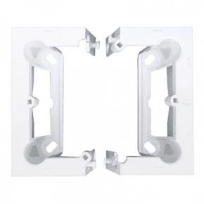 Biała puszka natynkowa składana pojedyncza DSC/11 Simon 54 Premium Kontakt-Simon