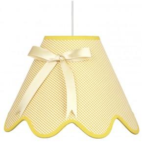 LOLA LAMPA WISZĄCA 1X60W E27 ŻÓŁTY