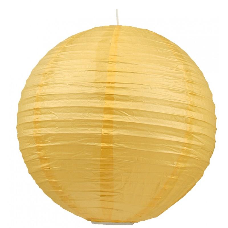 Oswietlenie-ogrodowe - żółty abażur - letni zamiennik lampy kokon 31-88218 candellux firmy Candellux