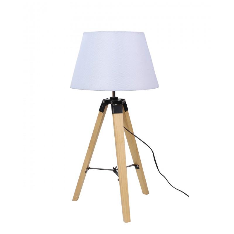Lampki-nocne - lampka gabinetowa na trójnogu e27 lugano 41-31136 candellux firmy Candellux
