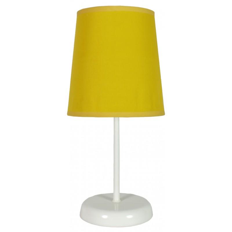 Lampki-nocne - lampa nocna żółta 1x40w e14 gala 41-98552 candellux firmy Candellux