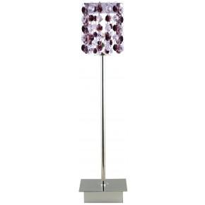 CLASSIC LAMPA GABINETOWA 1X40W G9 BURGUND