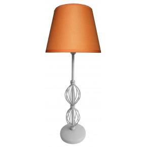 ROSETTE 2 LAMPA GABINETOWA 1X40W E14 AB. POMARAŃCZOWY