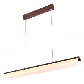 CURACOA LAMPA WISZĄCA 100X16 33W LED BRĄZOWY 4000K APETI