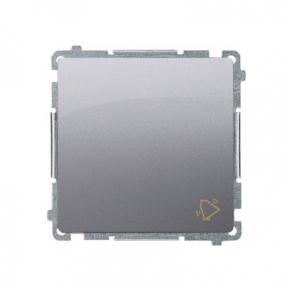 Przycisk dzwonek (moduł) szybkozłączka inox BMD1.01/21 Simon Basic Kontakt-Simon