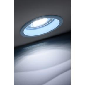 Oprawy-sufitowe-stale - błękitne oczko sufitowe wpuszczane gu10 max. 35w sa-12 2268736 candellux