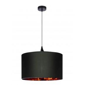 LONG LAMPA WISZĄCA 1X60W E27 MIEDZIANY
