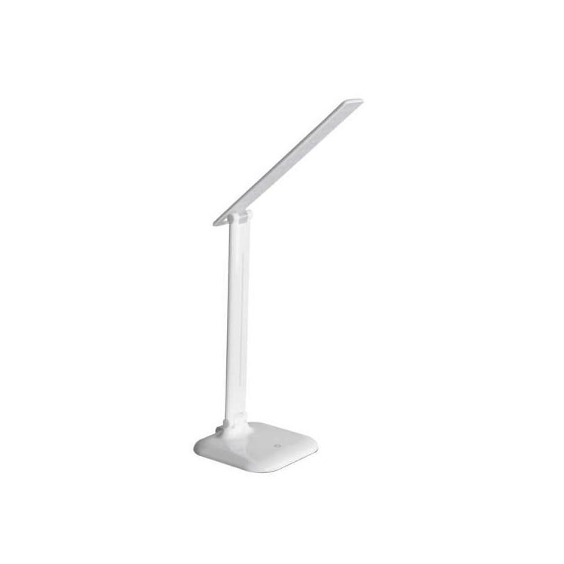 Lampki-biurkowe - lampka led na biurko biała z neutralnym światłem 4000k 9w dosan led w 26690 kanlux firmy KANLUX
