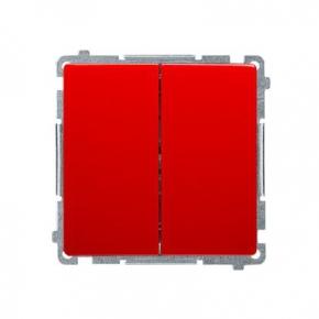 Włącznik świecznikowy czerwony BMW5.01/22 Simon Basic Kontakt-Simon
