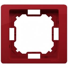 Ramka pojedyncza rubinowa BMRC1/033 Simon Basic Neos Kontakt-Simon