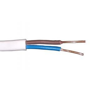 Przewody-ydyp - przewód elektryczny ydyp 2x1.5 mm 450*750v płaski