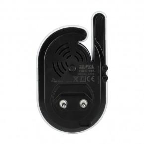 Dzwonki-do-drzwi-bezprzewodowe - dzwonek bezprzewodowy 1400m 230v bulik pro drs-955h zamel