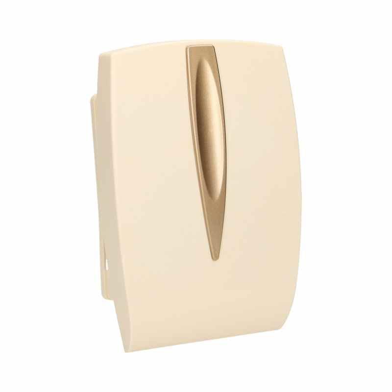 Dzwonki-do-drzwi-przewodowe - gong dwutonowy bim-bam 230v beżowy or-dp-vd-146/bg orno firmy ORNO