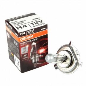 Zarowki-tradycyjne - żarówka samochodowa h4 12v 60/55w h4 55w p43t 64193nbs nightbreaker silver osram