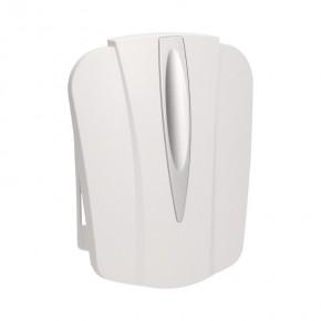 Dzwonki-do-drzwi-przewodowe - dzwonek gong dwutonowy 230v biały or-dp-vd-141/w orno