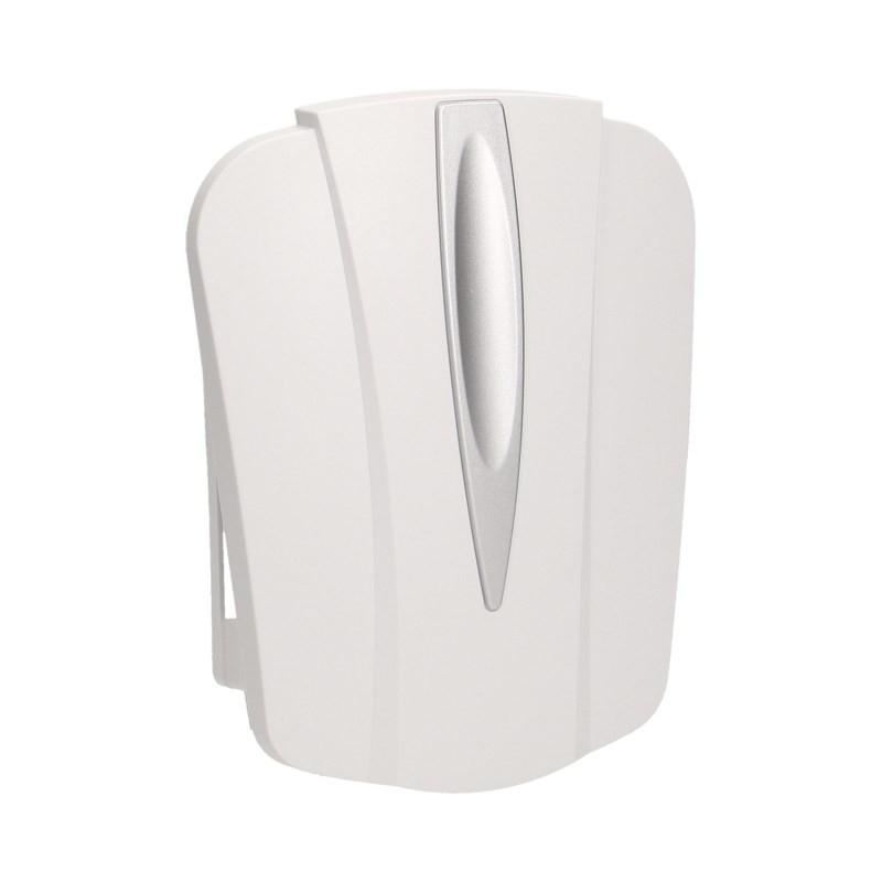 Dzwonki-do-drzwi-przewodowe - dzwonek gong dwutonowy 230v biały or-dp-vd-141/w orno firmy ORNO
