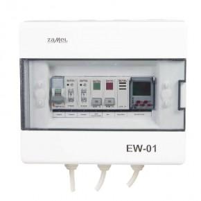 Sterowanie-czasowe - elektroniczny woźny ew-01 zamel