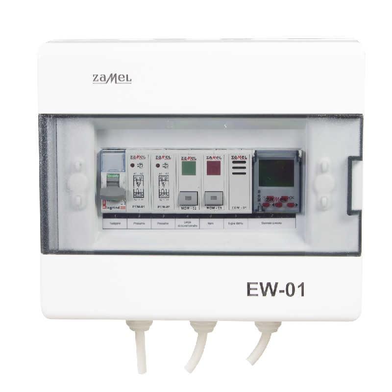 Sterowanie-czasowe - elektroniczny woźny ew-01 zamel firmy ZAMEL
